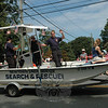 The Newtown Underwater Search and Rescue (NUSAR) in this year's Newtown Labor Day Parade. (Gorosko photo)