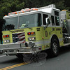 Botsford Fire Rescue in this year's Newtown Labor Day Parade. (Gorosko photo)