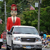 The Big Shriner at this year's Newtown Labor Day Parade. (Crevier photo)