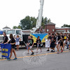 Newtown Orchestra was represented during the 2012 Newtown Labor Day Parade. (Hallabeck photo)