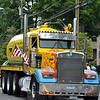 WindRiver Septic at this year's Newtown Labor Day Parade. (Crevier photo)