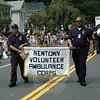 Members of Newtown Volunteer Ambulance Corps. (Gorosko photo)