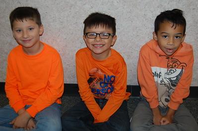 Memorial Elementary Representing Unity Day 2015