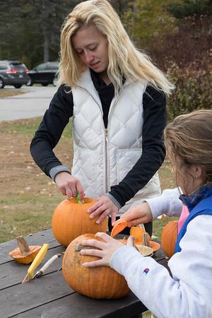 Cider Making and Pumpkin Carving!