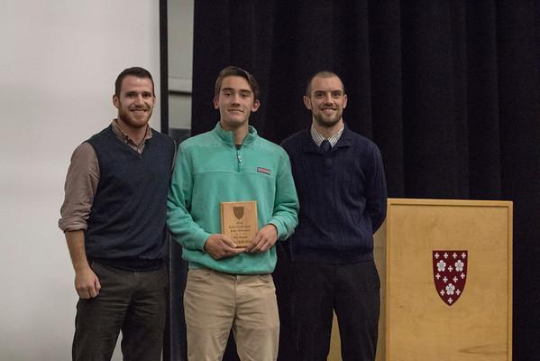 Fall Athletic Award Assembly