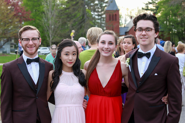 Spring Formal Send Off | May 14th