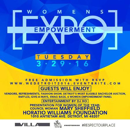 2016 Women Empowerment Expo