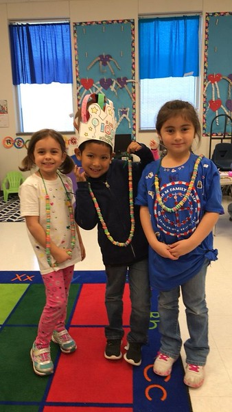 100th Day of 2017-2018 School Year