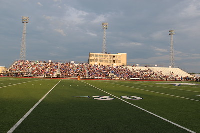 Unicorn Stadium view of home side during 2017 Meet the Unicorns.