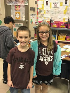 Twin day at Seele