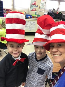 Cat in the Hat day at Seele