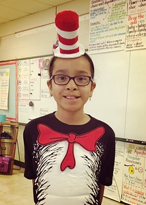 Cat in the Hat at Carl Schurz