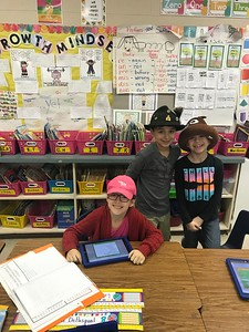 Hat day at Seele