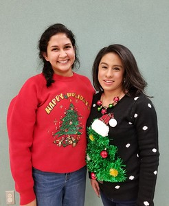 Memorial Elementary Ugly Sweater Day