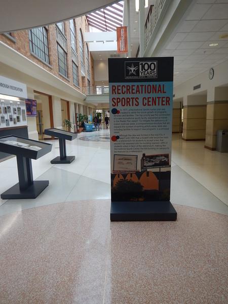 100th Exhibit - Facility