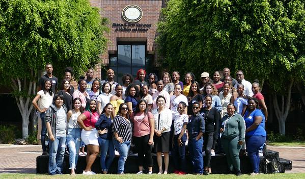 2018 Fall Orientation Undergraduates