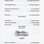 2019-06-08 SUHC Flag Day Concert - Because of the Brave_0017 - Program