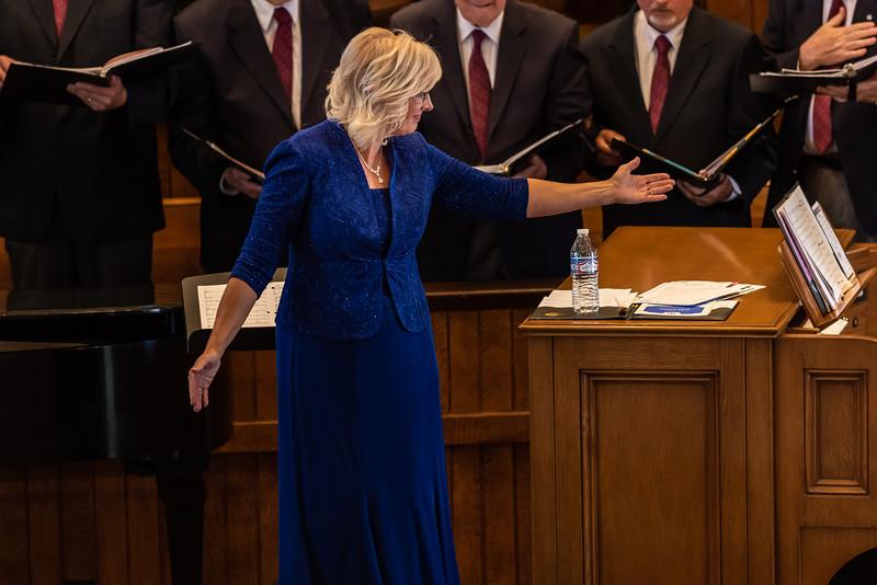 Kathy Brown, Associate Conductor