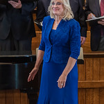 Kathy Brown, Associate Conductor