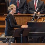 Jennifer Redfearn, Pianist