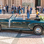 Orvieto - The Wedding Car