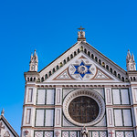 Florence - The Basilica of Santa Croce