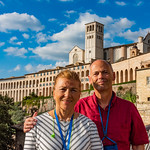 Assisi - The Basilica of San Francesco of Assisi