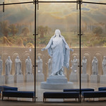 Rome - The Church of Jesus Christ of Latter-day Saints Rome Temple Visitor Center (Taken by Ken Sivori)