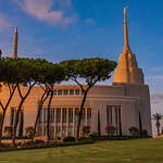 Rome - The Church of Jesus Christ of Latter-day Saints Rome Temple