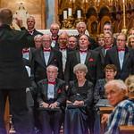 Assisi - The Southern Utah Heritage Choir Concert in the Basilica of San Francesco of Assisi