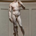 Florence - Galleria dell' Accademia - Michelangelo's David