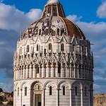 Pisa - San Giovanni Baptistery