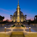 Rome - The Church of Jesus Christ of Latter-day Saints Rome Temple (Taken by Ken Sivori)