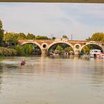 Rome - Cruising on the Tiber River