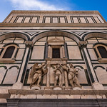 Florence - The Baptistery of St. John