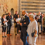 Orvieto - The Beginning of a Marriage Ceremony in the Basilica of Santa Maria (The Duomo of Orvieto)