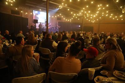 Aaron Watson Concert & Jim Ned Baseball Assoc. Dinner