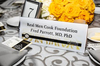 Table Sponsor:  Dr. Fred Parrott,