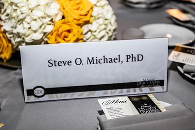 Table Sponsor: Steve O. Michael, PhD
