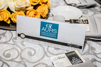 "Table Sponsor"" American University of Health Sciences"