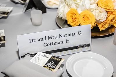Table Sponsor: Dr. and Mrs. Norman C. Cottman, Jr.