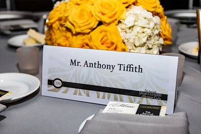 Honoree: Mr. Anthony Tiffith