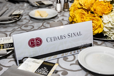 Silver Sponsor:  Cedars-Sinai