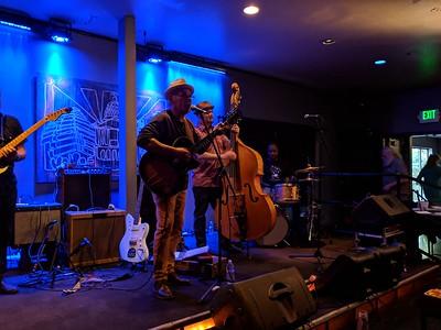 Andy Santana, Vance Ehlers, June Core.