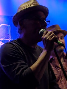 Andy Santana, Vance Ehlers.