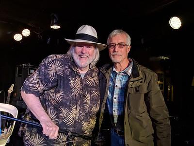 Richard and Mick.