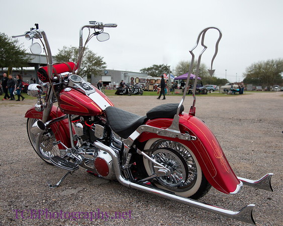 Galveston County Motorcycle and Slingshot Show