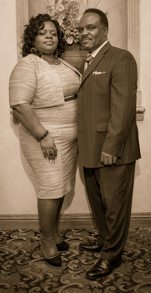 4th Annual Appreciation Banquet Honoring Pastor Bill Evans & First Lady Diane Evans