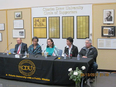 A Discussion with Daughters of Dr. Charles R. Drew