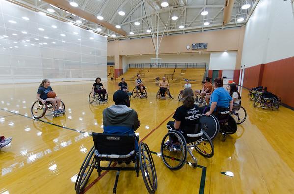 2016 Wheelchair Basketball